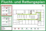 Flucht- und Rettungspläne - ISO 23601